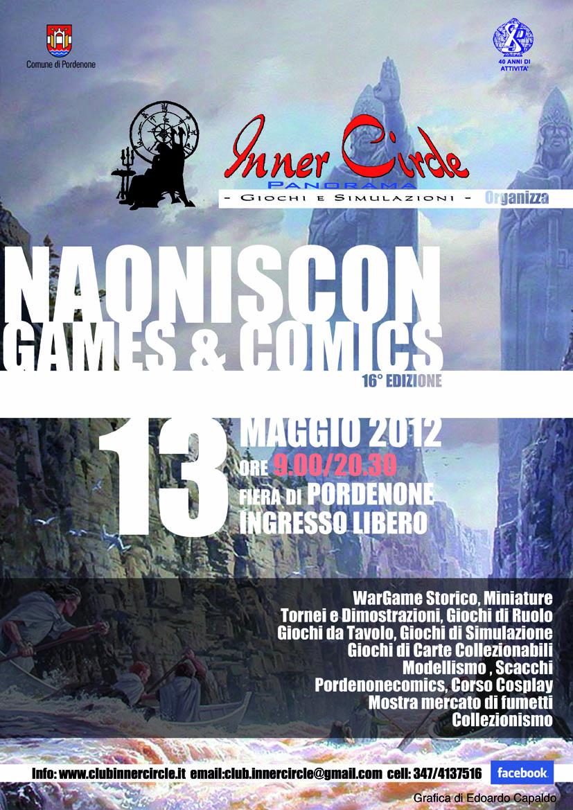 Manifest Naoniscon 2012