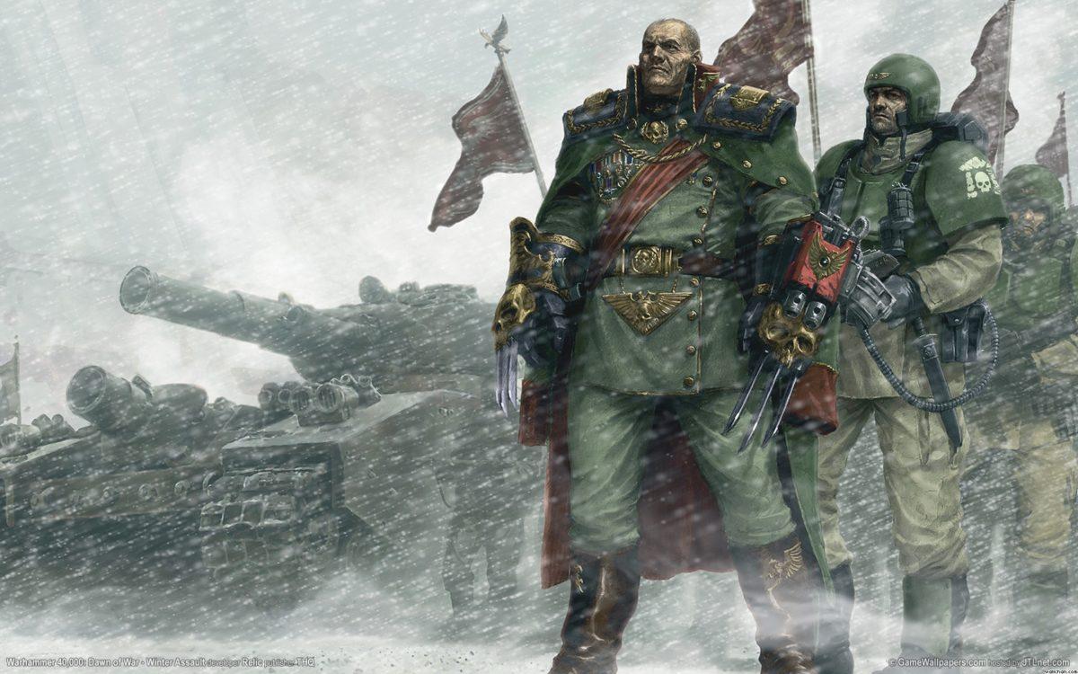 Campagna di Warhammer 40k