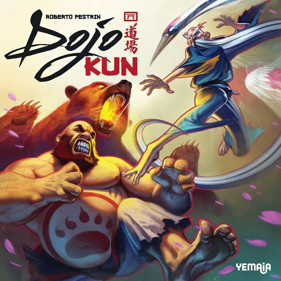 Ospiti 2017: Ecco il creatore di Dojo Kun!