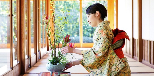Area Giappone: Ikebana