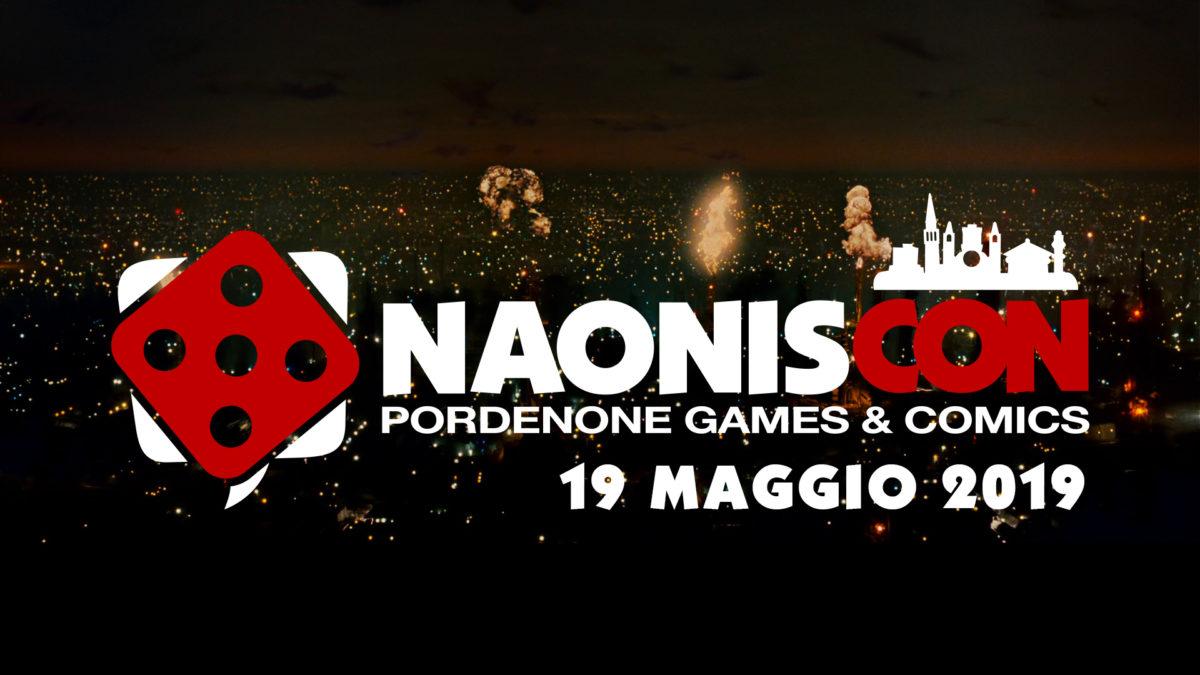 NaonisCon il 19 Maggio 2019